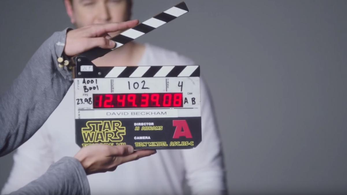 Saturday Night Live zeigt, wie sich David Beckham beim Vorsprechen für «Star Wars» gemacht hätte.