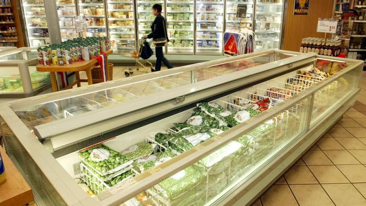 In Japan sind Tiefkühlprodukte vergiftet – Japaner müssen erbrechen und haben Durchfall (Symbolbild).