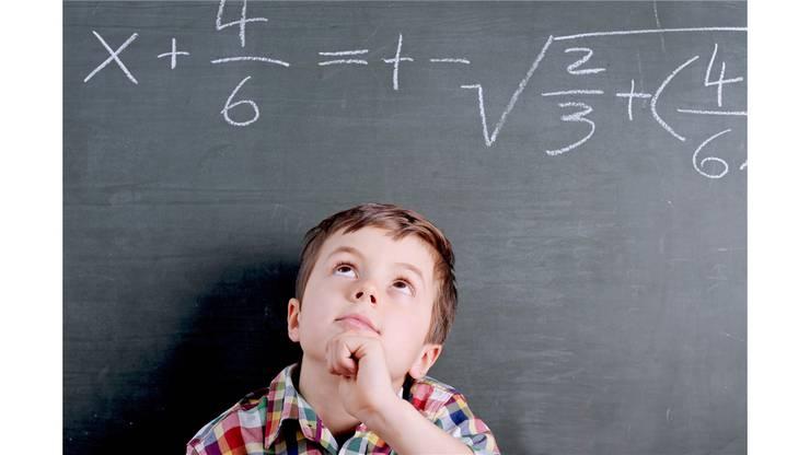 Höhere Anforderungen für gescheite Köpfe: Der Bildungsdirektor will exaktere Anforderungen im neuen Lehrplan. Fotolia