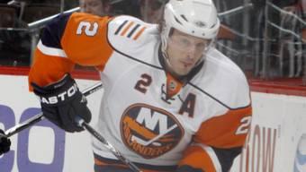 Mark Streit feierte mit den New York Islanders einen wichtigen Sieg