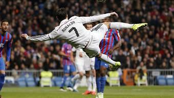Cristian Ronaldo trifft mit Real auf Stadtrivale Atletico