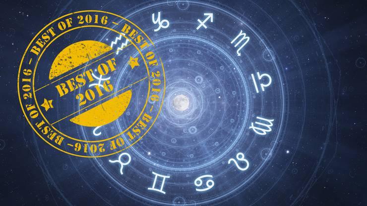 Horoskop: Madame Etoile spricht im Astro-Talk von «Tele Züri» über die allgemeine Lage im 2016.