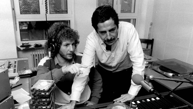 Im Archiv von Radio 24