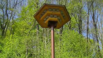 Ein Schwalbenturm (Symbolbild).  nrn