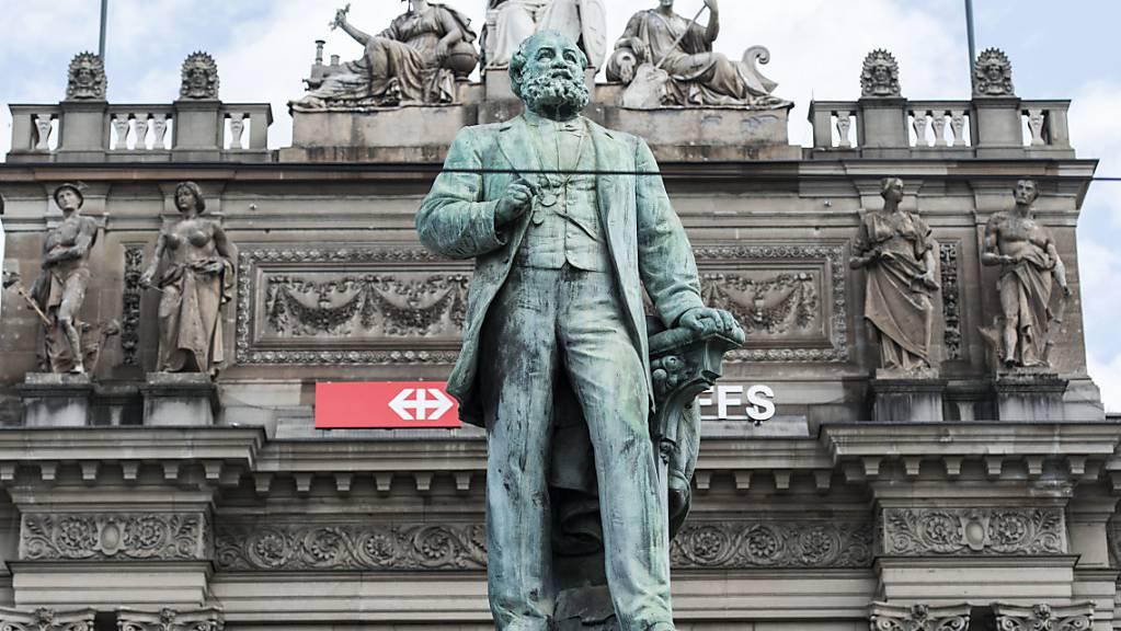 Alfred Eschers Familie gehörte zu den Zürcher Familien, die über Handelsbeziehungen zur kolonialen Welt auch in die Sklaverei verwickelt waren. (Symbolbild)