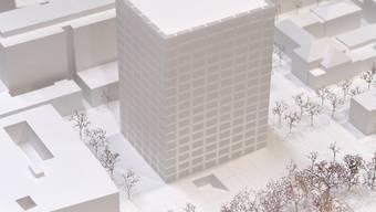 Life Sciences: Der 70 Meter hohe Turm bietet Platz für 1350 Personen. (niz)