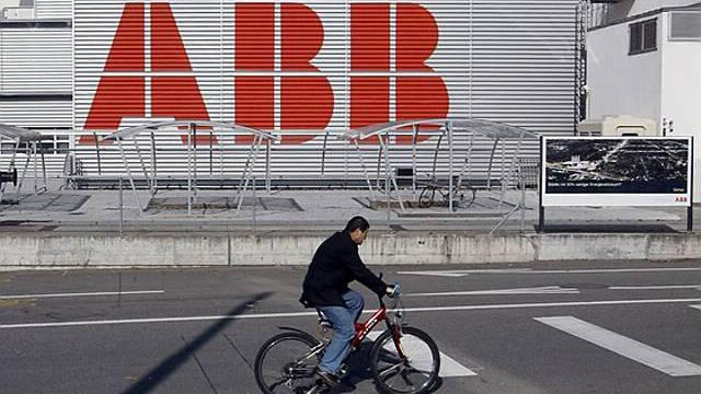 ABB muss Gewinnrückgang hinnehmen (Archiv)