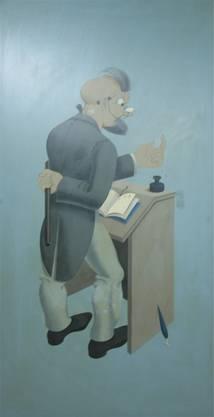 Die Karikatur «Die Fakultäten». (zvg)