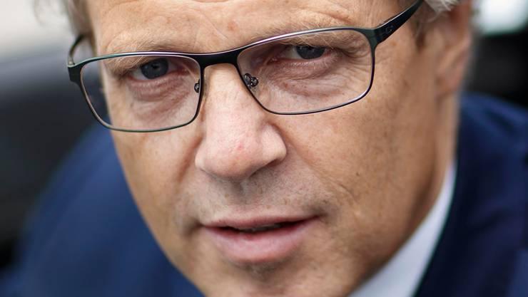 Wolfgang Dürheimer, CEO von Gentley und Bugatti: «Künftig wird jeder Bentley-Wagen ein Plug-in-Hybrid sein.»
