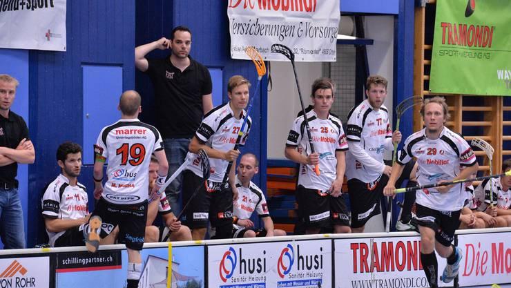 Unihockey Mittelland musste am Schluss doch noch zittern.