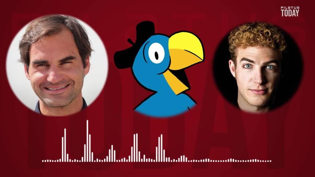 Michael Elsener: «Roger Federer und ich haben eine Verbindung»