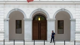 Diese Woche musste sich die Berufungskammer des Bundesstrafgerichts mit der Bärenjagd eines früheren Ermittlers der Bundeskriminalpolizei befassen. (Archivbild)