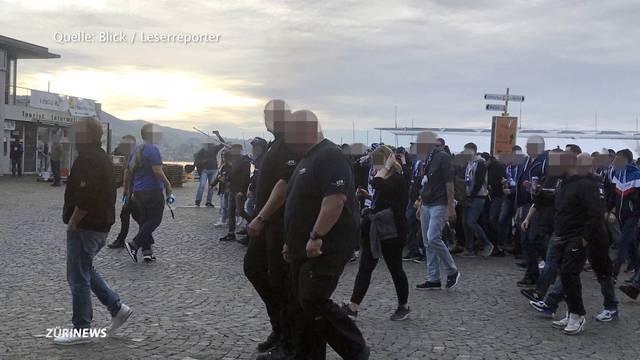 ZSC-Hooligans prügeln Schiffsangestellten spitalreif