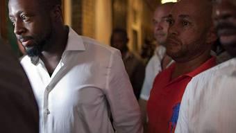Wyclef Jean hat die letzten fünf Jahre nicht in Haiti gewohnt