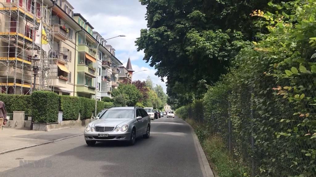 Polizei schiesst bei Wankdorf auf Fluchtauto