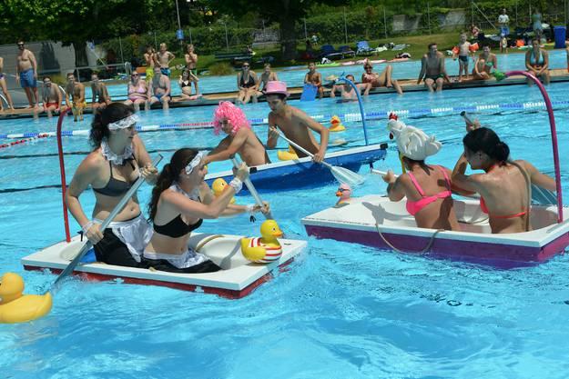 Badewannenrennen Gitterli Liestal