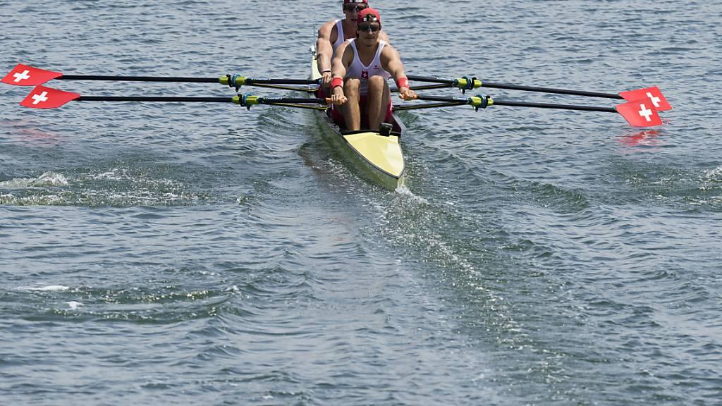 Drei Schweizer Boote dürfen noch auf Olympia-Medaillen hoffen