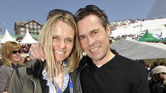 Matthias Hüppi und seine Frau Cornelia werden im April Grosseltern. (Archivbild)