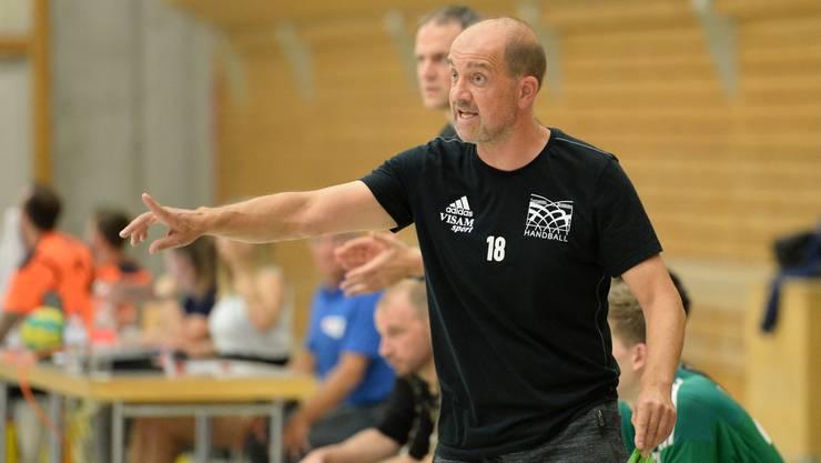 Gegen die Nachwuchskräfte von Schaffhausen fand auch Birsfeldens Trainer Thomas Reichenmuth kein Rezept.