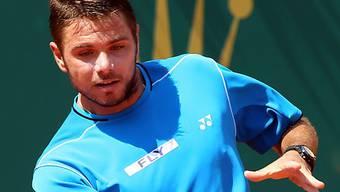 Im Viertelfinal von Monte Carlo gescheitert: Stanislas Wawrinka