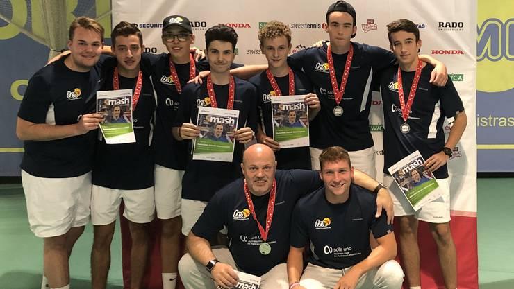 U18 Vize-Schweizermeister