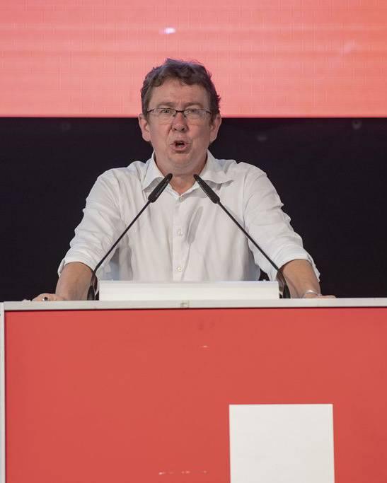 Albert Rösti, SVP-Präsident.
