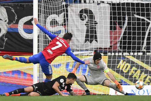 Luca Zuffi macht den Sack zu – 3:0.