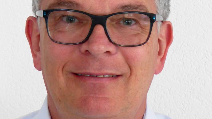 Reinhard Studer, der neue Amtsschreiber von Thierstein.