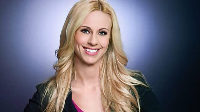 Nicole Berchtold moderiert zwei Castingshows (Bild SRF)