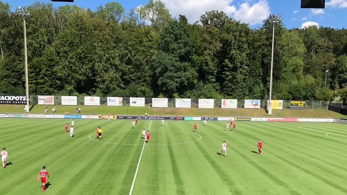 Der FC Baden startet in die Meisterschaft.