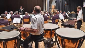 Die Brass Band Harmonie Wolfwil präsentiert sich im Jubiläumsjahr mit stolzen 150 Jahren in guter Form.