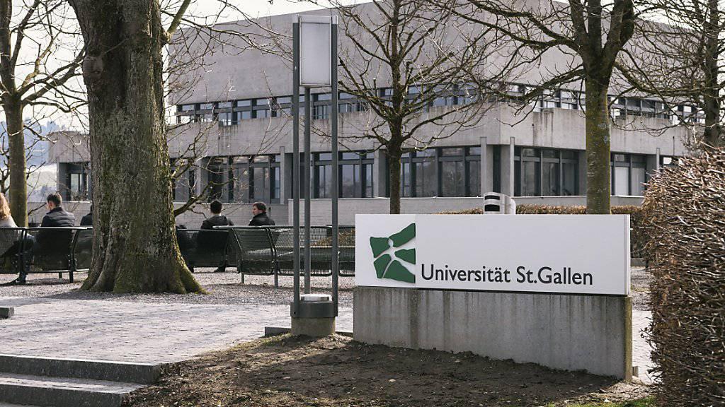 Die Spesenabrechnungen bei der Uni St.Gallen verliefen nicht immer korrekt.