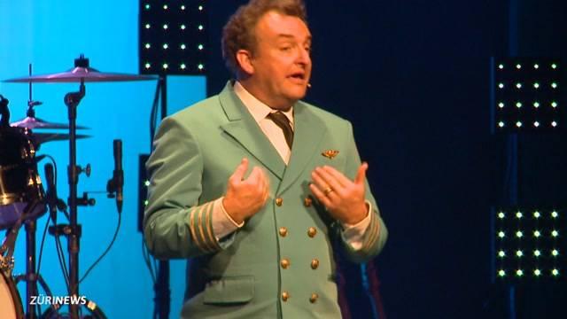 Marco Rima mit neuem Bühnenprogramm