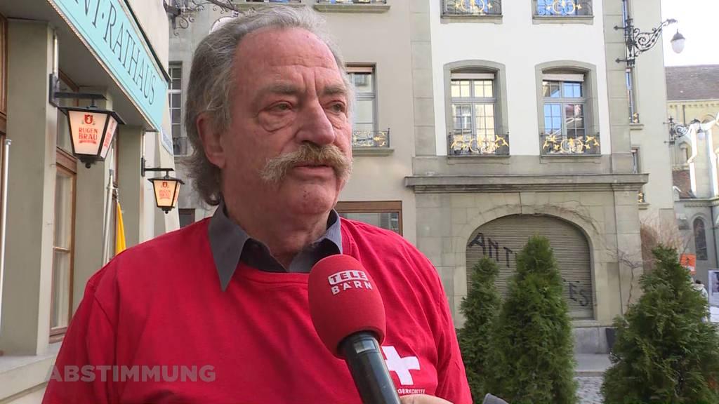 """Bürgerkomitee-Präsident Armin Mürner: """"Wir haben alles probiert."""""""