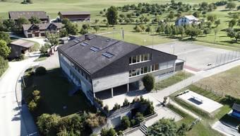 Schulhaus Kienberg, Sept. 2019