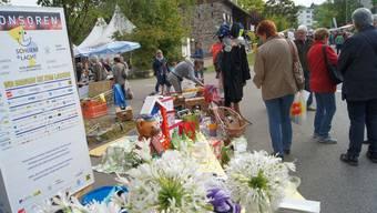 Das Schlierefäscht geht am Samstagmorgen mit Kinderflohmarkt und Pfadiabenteuer weiter.