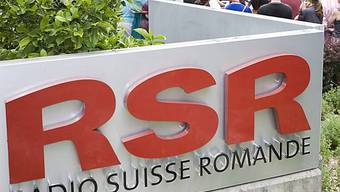 Demo vor RSR-Sitz in Lausanne (Archiv)