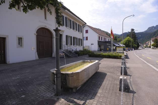Zu den Top-Gemeinden der Region zählt nebst Augst auch die Gemeinde Büsserach.