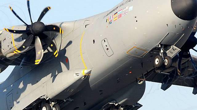 Problemkind Airbus A400M