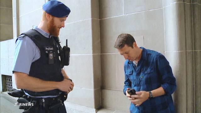 Täglich 90 Polizeikontrollen in der Stadt Zürich