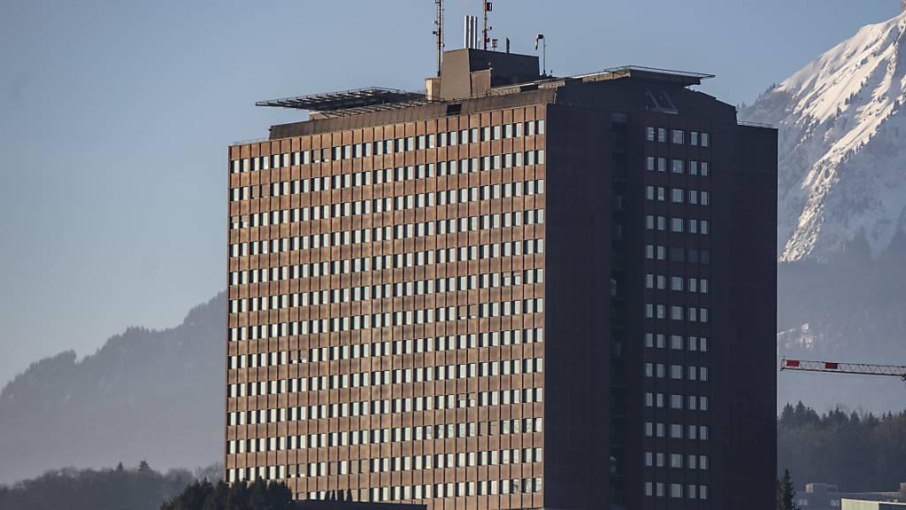 Das Kantonsspital Luzern wird bald eine AG sein. Der Kantonsrat hat die Statuten des künftigen Unternehmens genehmigt. (Archivaufnahme)