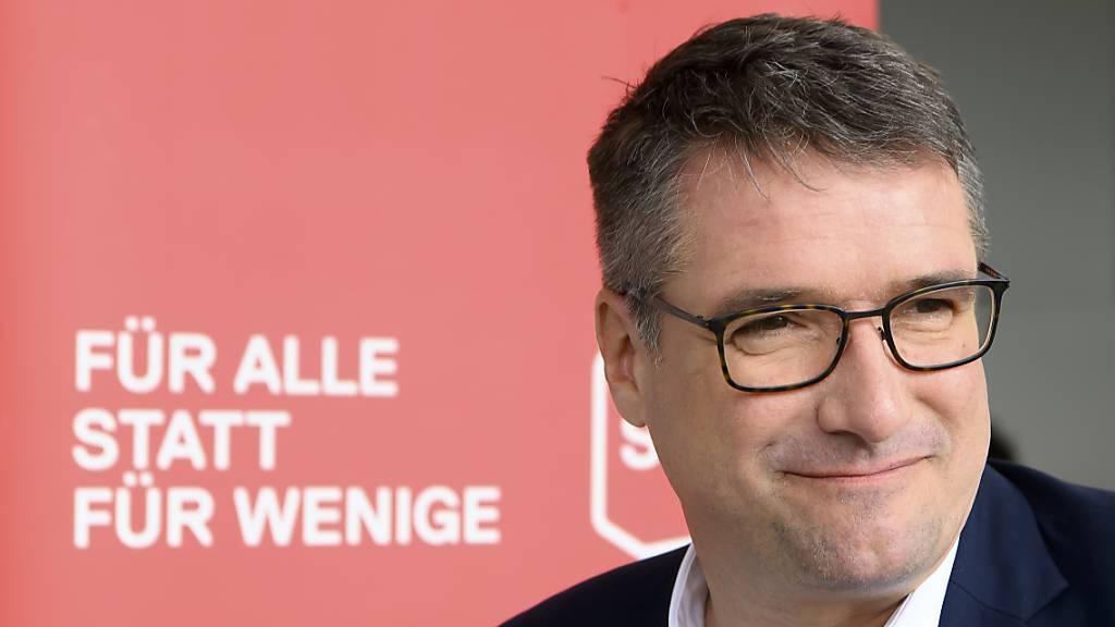 Scheidender SP-Präsident Christian Levrat: «Die EU-Euphorie in der SP ist verflogen.»