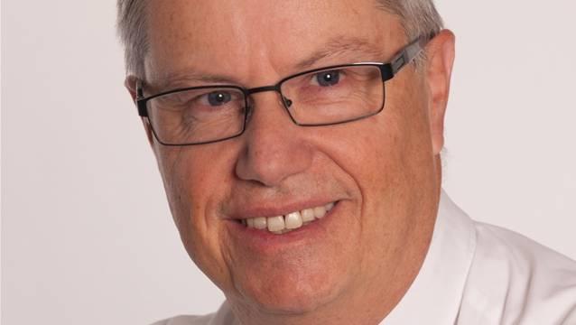 Der neu gewählte Gemeinderat Markus Mötteli.