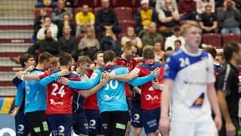 Nach Spanien und Kroatien sichert sich auch Norwegen ein Ticket für den Halbfinal.