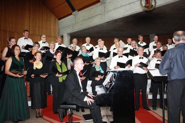 Kollaboration von La Compagnia Rossini mit dem BellStar Chor und dem Frauenchor ad hoc