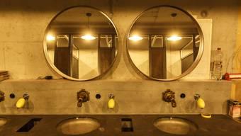 Neue WC Anlage Kofmehl
