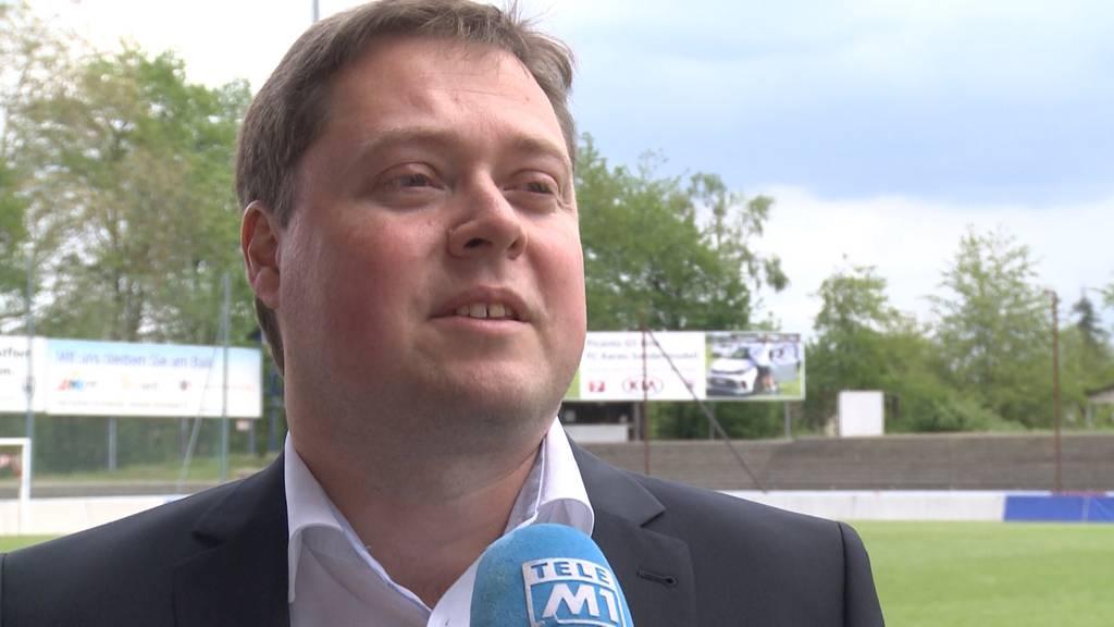 FC Aarau: Philipp Bonorand wird 2020 neuer Präsident