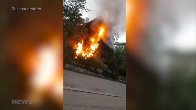 Ist ein Feuerteufel in Herzogenbuchsee unterwegs?