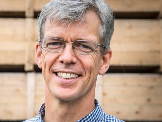 Anders Stokholm, Stadtpräsident Frauenfeld.