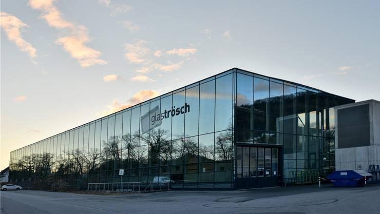 Das Aus: Glas Trösch schliesst das Werk Trimbach, 47 der 52 Beschäftigten erhielten die Kündigung.